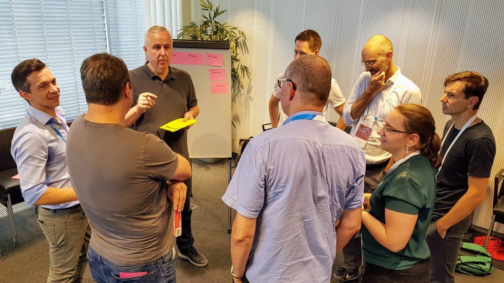Effektive Zusammenarbeit in Teams: Rollen ausarbeiten