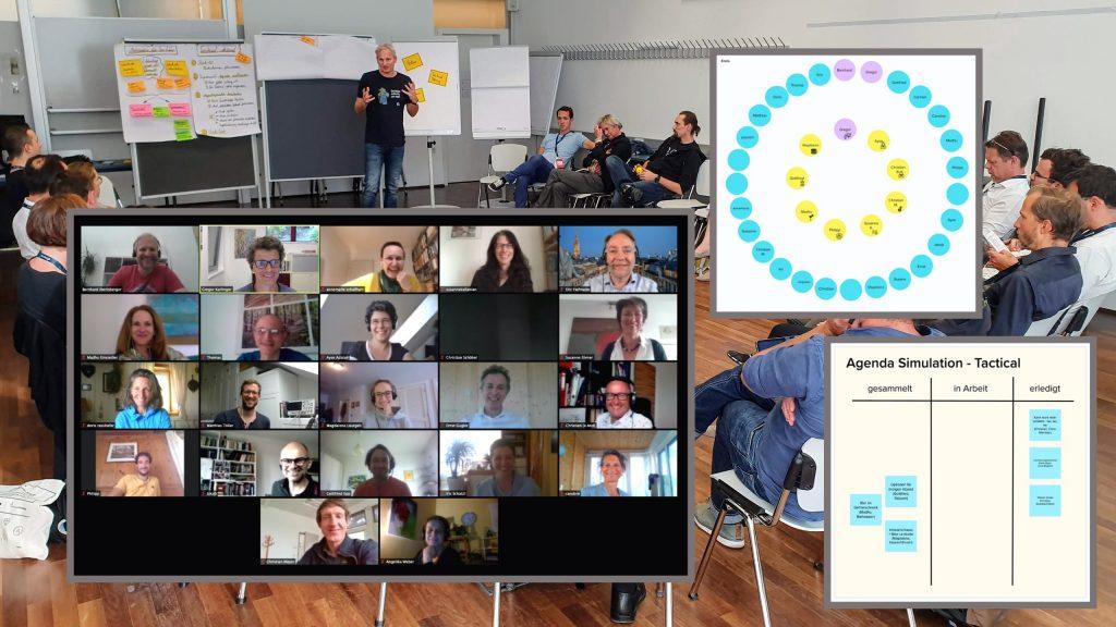 Effektive Zusammenarbeit in Teams | Kraftvolle Tools online kennenlernen